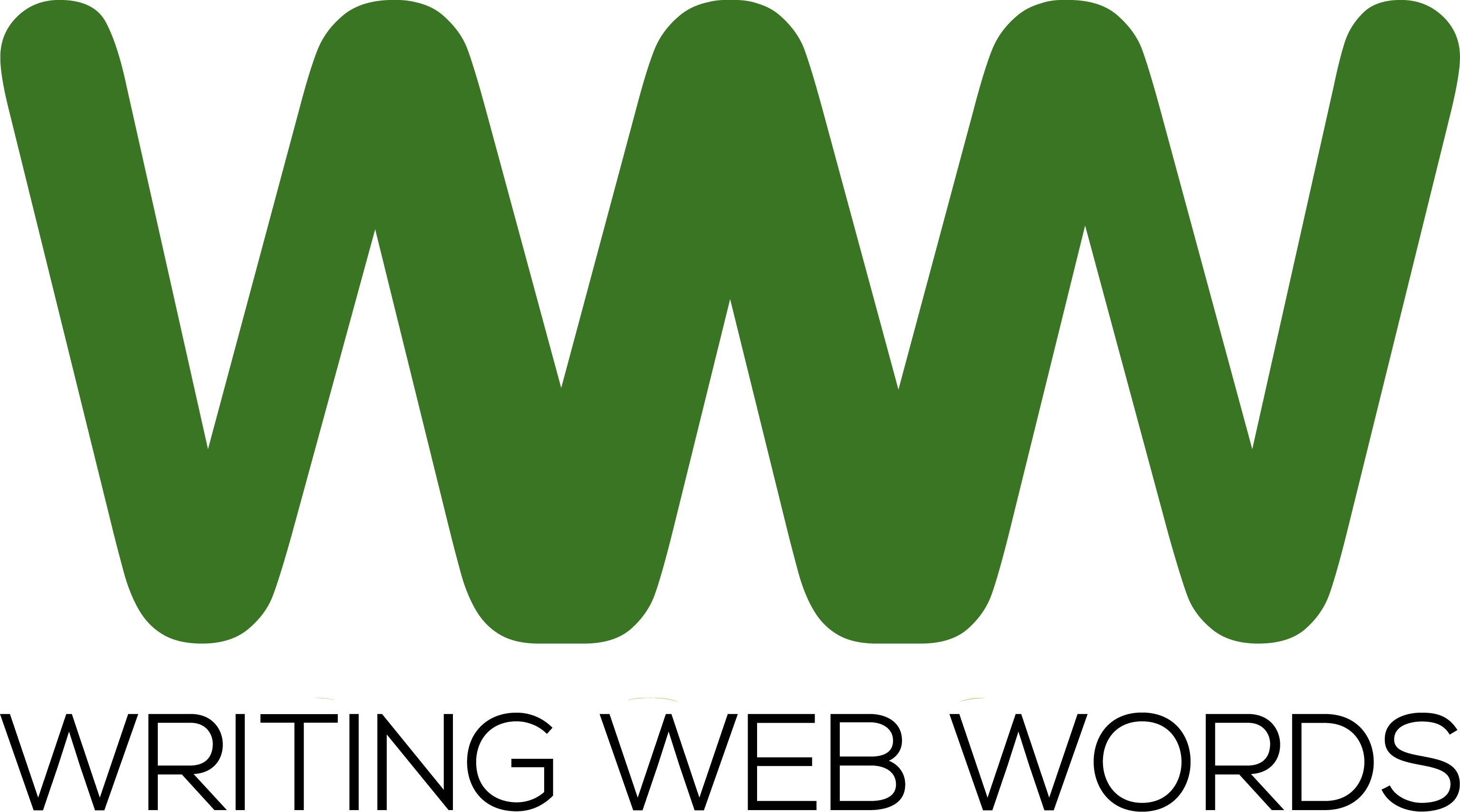 Writing Web Words