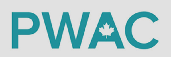 Professional Writers Association of Canada (PWAC) logo.