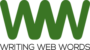 Writing Web Words logo