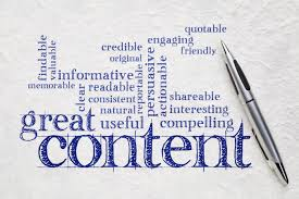 Web Content Writing in Toronto, ON, Canada
